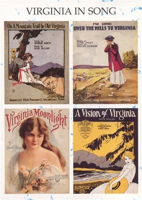 Virginia in Song Notecards (Set of 8)